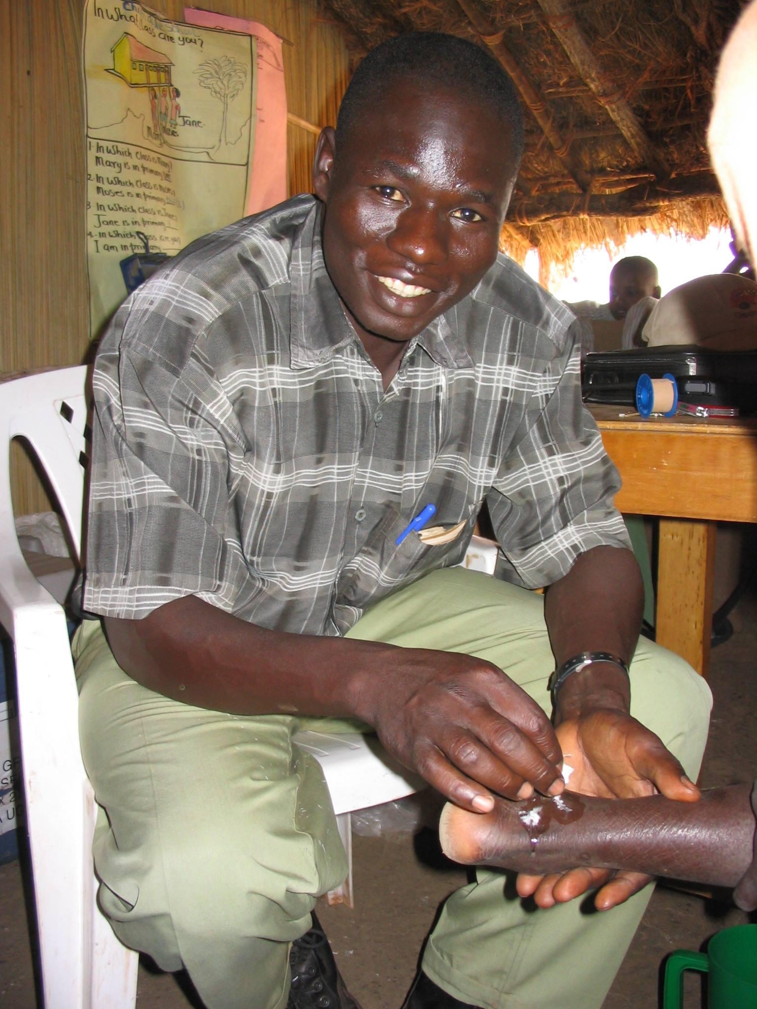 David Ogwang
